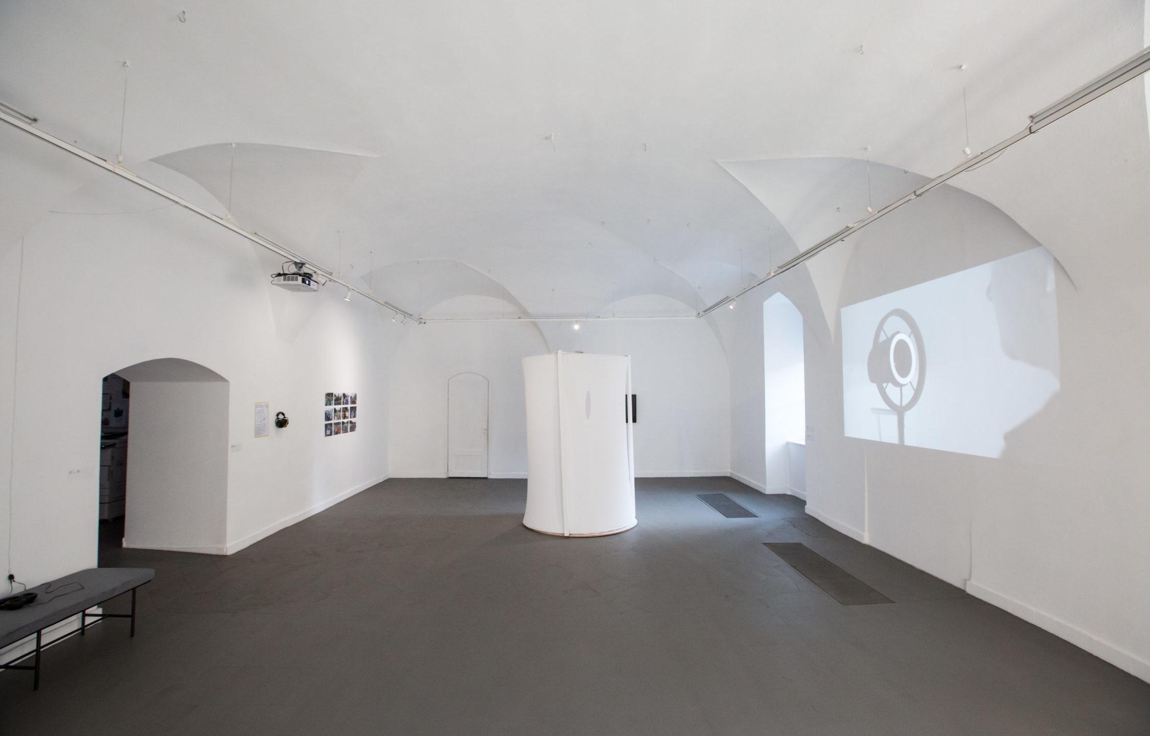 PCD widok wystawy